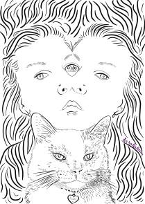 Self Portrait with Su
