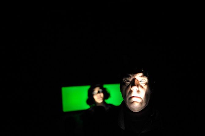 Königs Moment. Foto: Andreas Zauner. v.l.n.r.: Margarita Wiesner, Lothar Bobbe