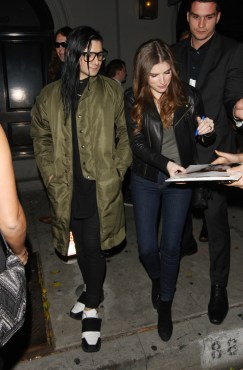 Anna Kendrick - West Hollywood Candids (2015)