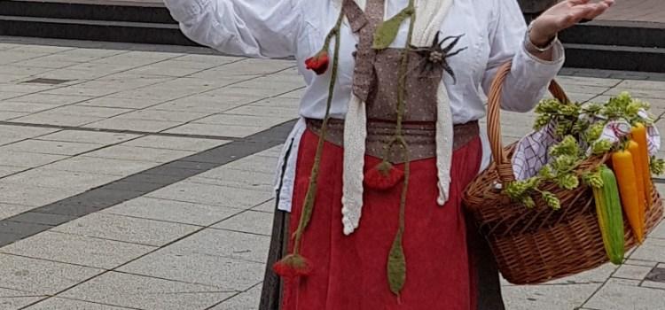 Stadtführung mit Marlis Weiß am 22. September 2017