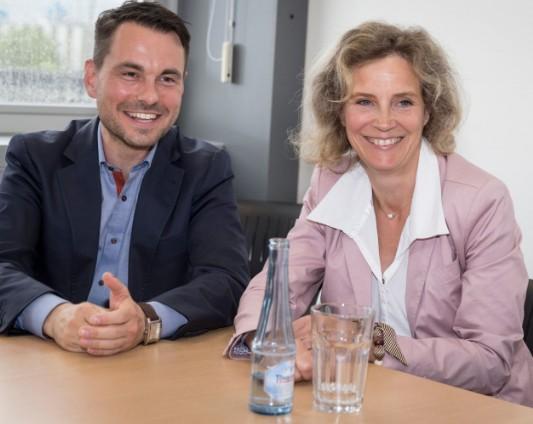 David Langner erneut zum Staatssekretär ernannt – Dr. Anna Köbberling ist Mitglied des Landtags