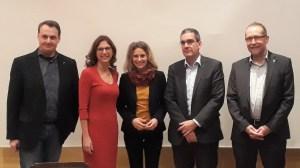 """Dialogprozess der Landesregierung zu """"Arbeit 4.0"""" in Koblenz"""