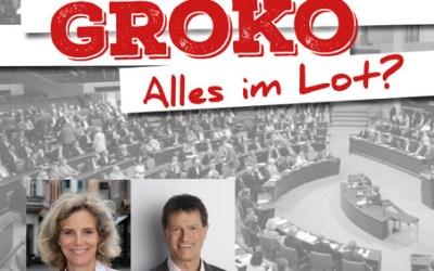 """""""GroKo – Alles im Lot?"""" – mit dem Bundestagsabgeordneten Detlev Pilger"""