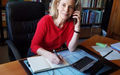 Telefonsprechstunde mit MdL Dr. Anna Köbberling