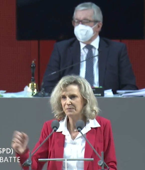 """28.01.2021: Aktuelle Debatte zu """"Starke Wirtschaft – gute Fachkräfte"""""""