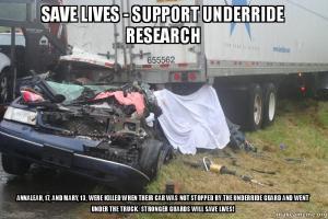 Underride Research Meme