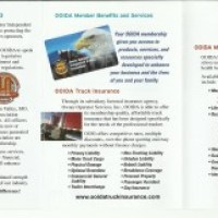 Owner-Operator Independent Drivers Association brochure of services
