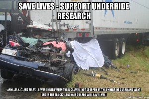 Underride Research Meme