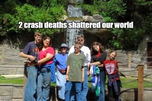 2 crash deaths