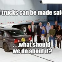 Ask the Trucker BlogTalkRadio Rescheduled to Discuss Underride on March 3 at 6 pm (ET)