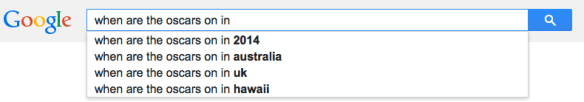 Wow, who knew Google was so all-knowing?