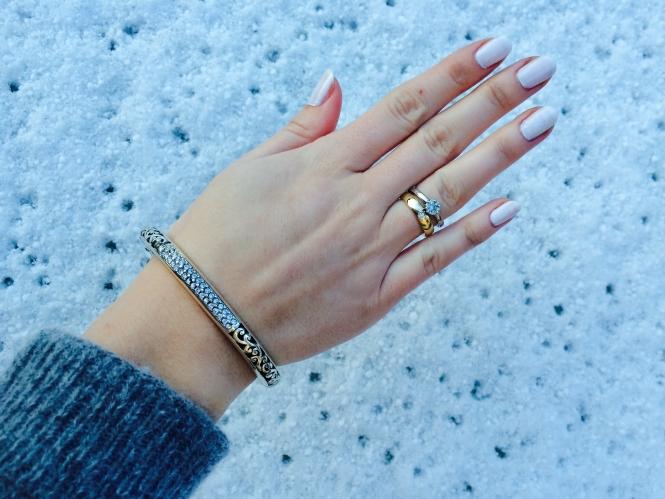nagellack weiß essie dm nail polish