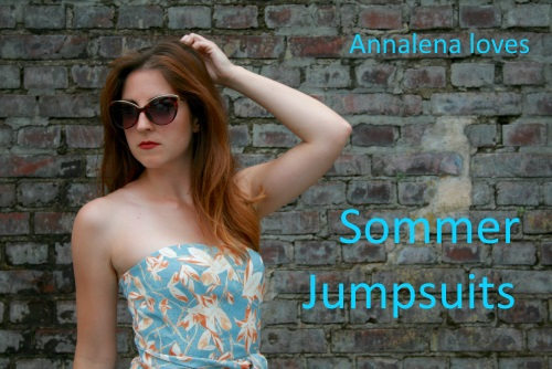 Outfit: Summer-Jumpsuit