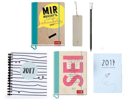 Kalender 2017 Vorsätze Annalena Loves