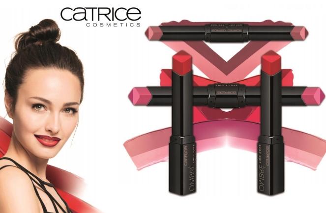 Catrice Ombré lipstick Annalena Loves