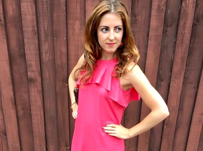 Style Diary: Pink Dress