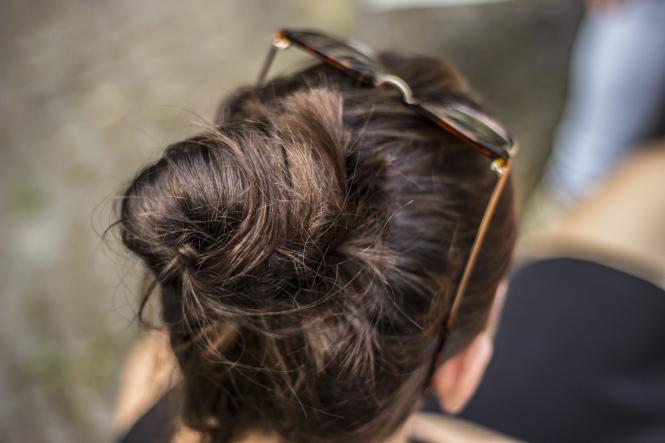 Sommer Pflege für Coloriertes Haar
