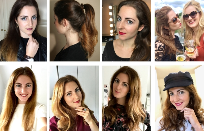 Haarstyling Haare Hairstyling Annalena Loves