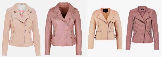 Jacken Trend im Maerz Outfit Lederjacke Annalena Loves