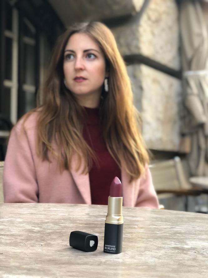 annemarie börlind kosmetik lippenstift vegan