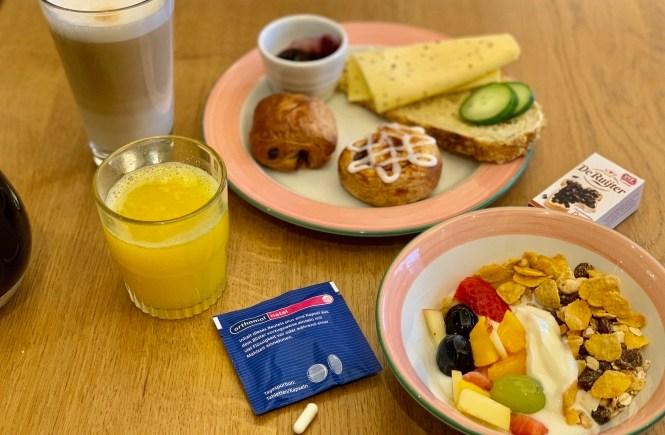 Orthomol Natal Schwangerschaft Ernährung Nahrungsergänzung Vitamine