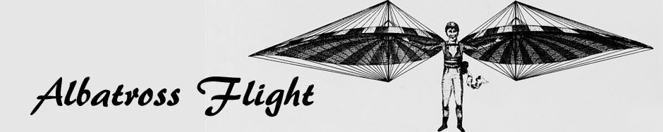 Albatross Flight banner copy