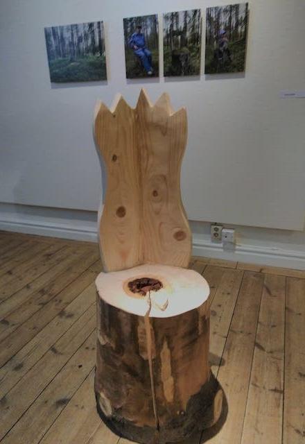 En stol för Sara