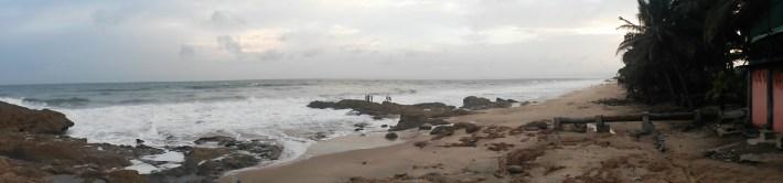 Cape Coast beach