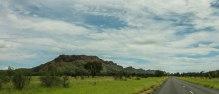 MacDonnell Ranges percorrendo la Larapinta Drive (foto: Anna Luciani)