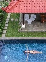 Villa Linda, una delle piscine private (foto: Simone Chiesa)