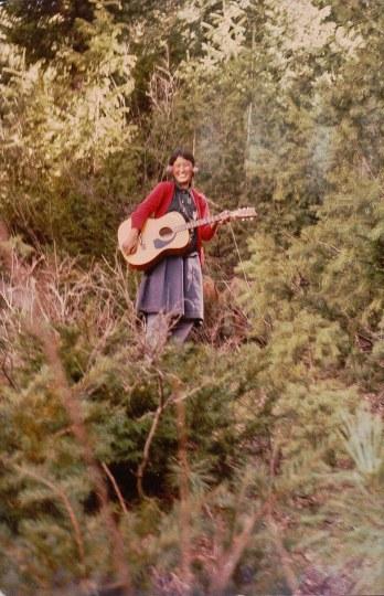 Usha Lama, Humla, 1991.