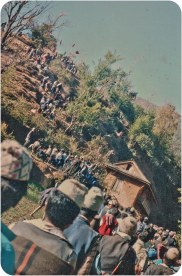 March in Rolpa Libang, 1992.
