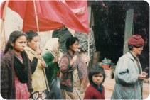 March in Rolpa, 1992.