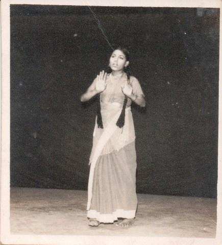 Shanti Shah, Madras, 1981
