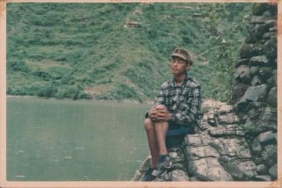 Bibin Buda Magar, Khusiram Pakhrin's assistant during the People's War.