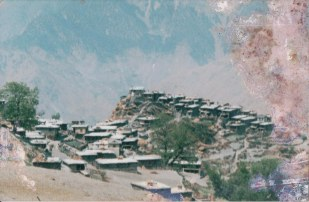 Hukam village in Rukum, c. 2002 or 2003.