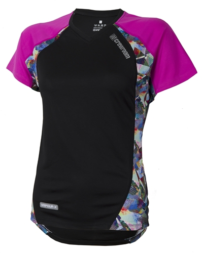 Crewroom Womens Laser Short Sleeve (x2) (To allow me to sweat like a beast)