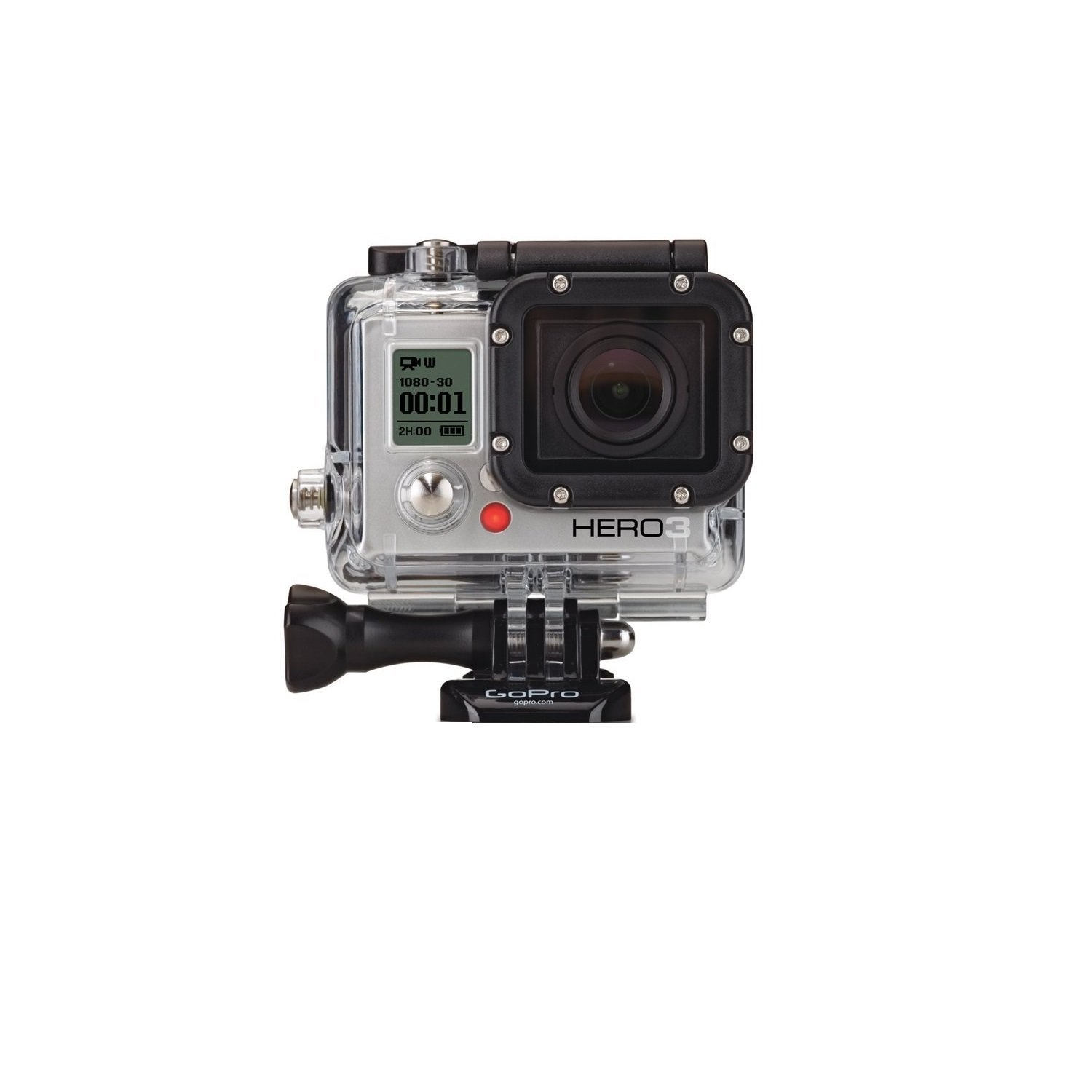 GoPro Hero 3 (For video blogs and self amusement)
