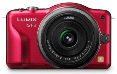 Panasonic Lumix 12.1 MP Compact camera, with 14mm lens (Best little camera ever)