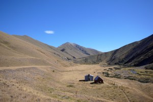 Between the big rivers - Comyns old sheep muster hut
