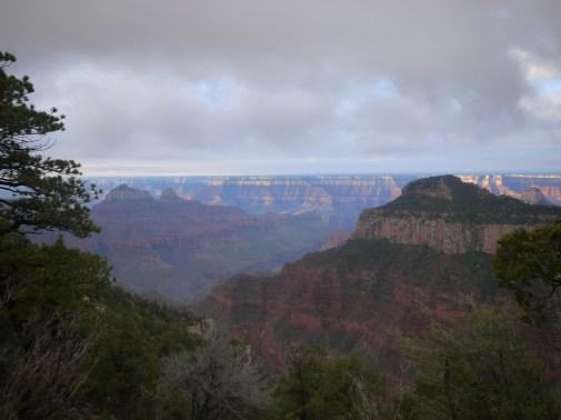 The Grand Canyon, North Rim