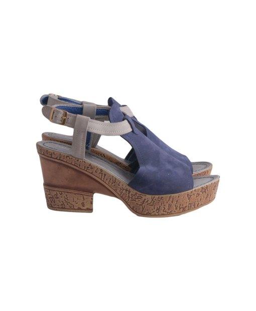 Дамски сандали естествена кожа 2017-430-20