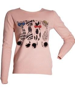 Дамски пуловер 18-379-4