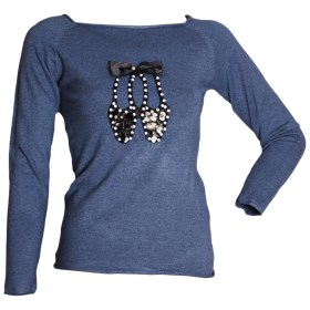 Дамски пуловер 18-376-54