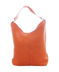 Дамска чанта 002-700-1 цвят оранжев