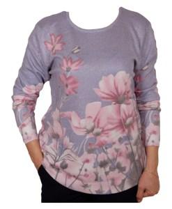 Дамски пуловер 2-392-2