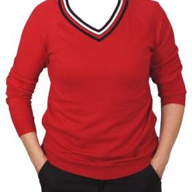 Дамски пуловер 2-392-52
