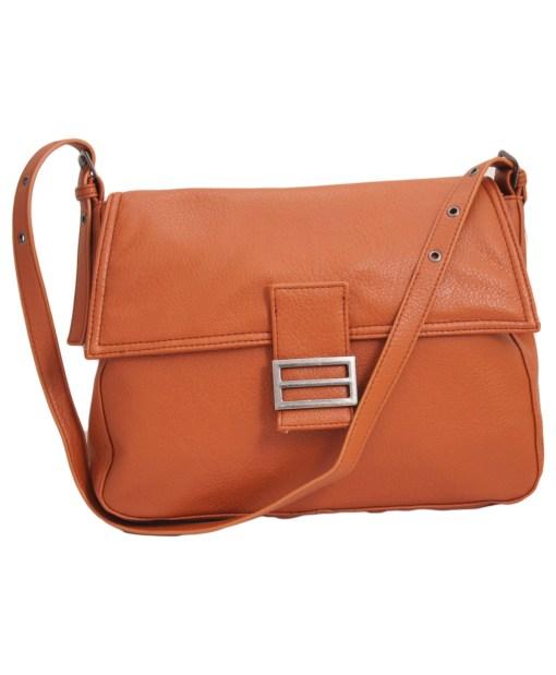 Дамска чанта 002-698-36 цвят светло кафяв