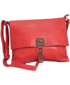 Дамска чанта 002-698-38 цвят червен