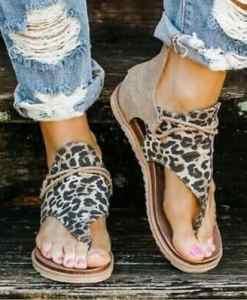 Сандали и чехли еко кожа